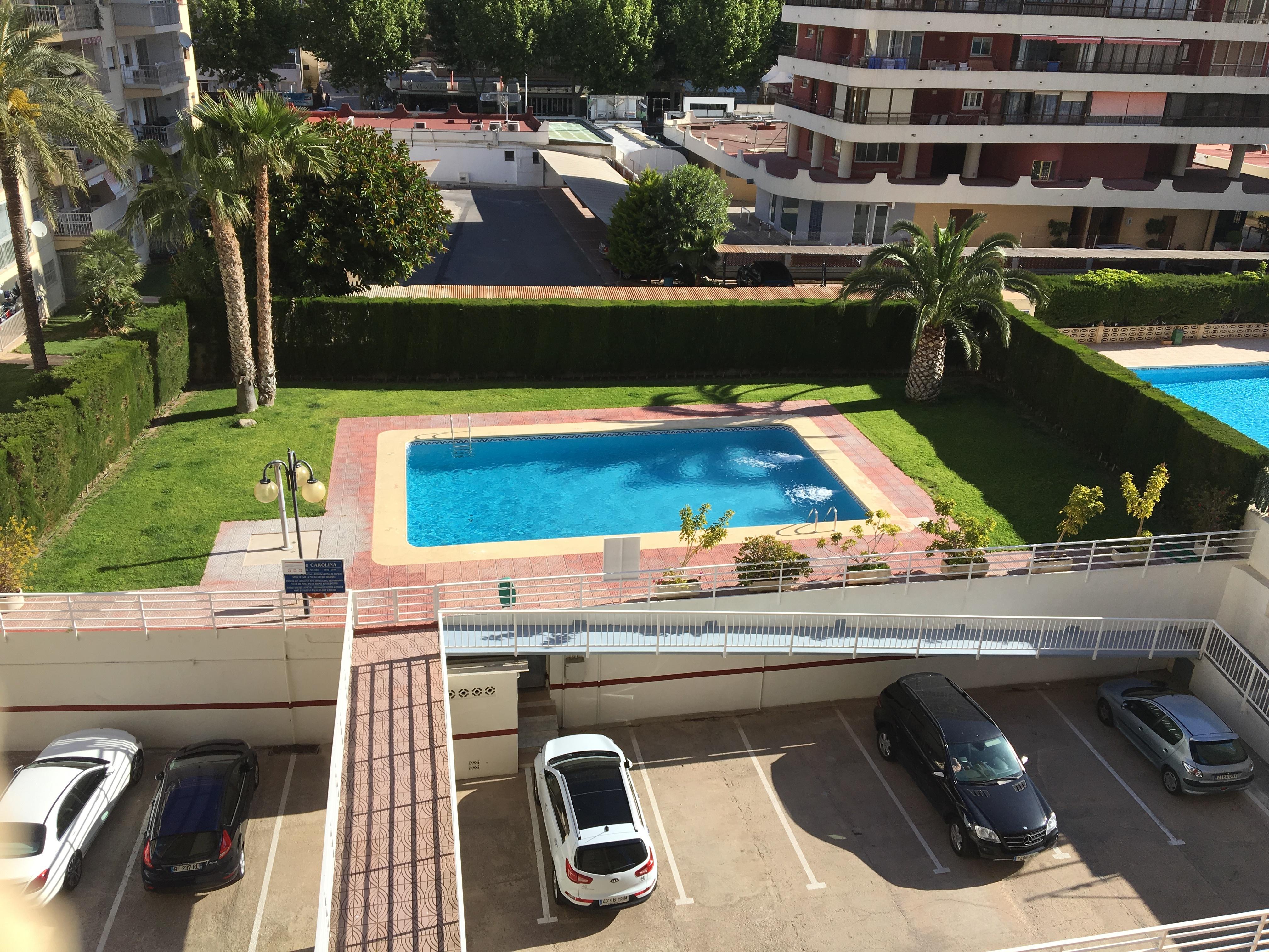 Apartamento en la playa de levante alquiler tur stico - Apartamentos carolina benidorm ...
